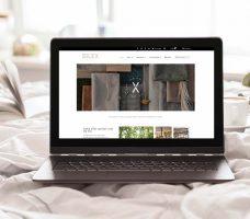 Site Silex Gallery par L'ébullition créative, Agence de communication Toulouse